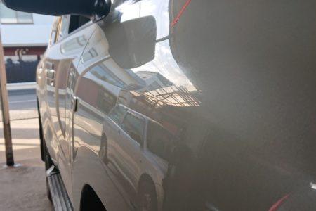 トヨタ ランドクルーザー施工後の画像