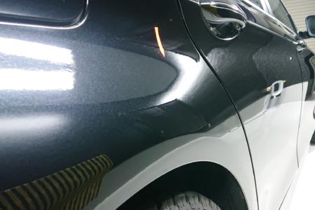 BMW 5シリーズ施工後の画像